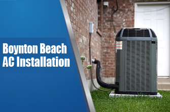 Boynton Beach AC Installation